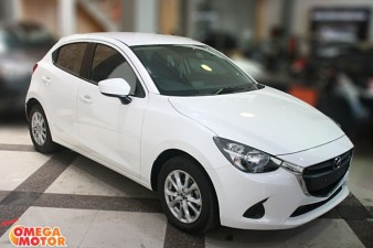 Omega Mobil ALL NEW MAZDA2 1.5 V SKYACTIVE NEW MODEL AT (KM 14.943)
