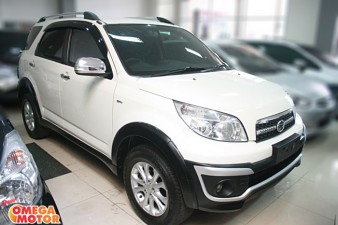 Omega Mobil D. TERIOS TX 1.5 FACELIFT, DOUBLE AIRBAG AT (KM 37.000)