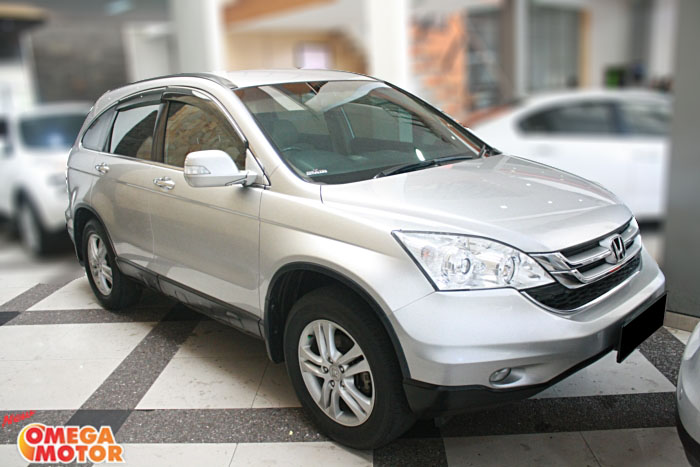 Omega Mobil H. ALL NEW CRV 2.4 AT (KM 73.644)