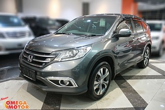 Omega Mobil H. ALL NEW CRV PRESTIGE 2.4 AT (KM 55.000)