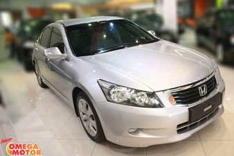 Omega Mobil H. ALL NEW ACCORD 2.4 VTIL AT (KM 39.736)