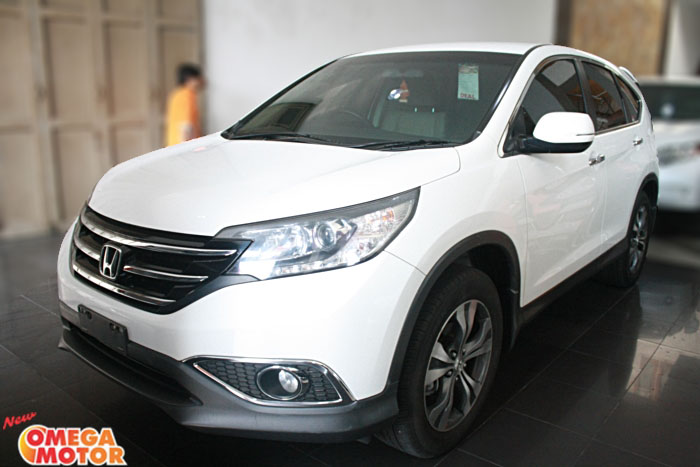 Omega Mobil H. ALL NEW CRV PRESTIGE 2.4 AT (KM 53.546)