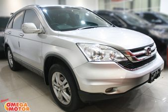 Omega Mobil H. ALL NEW CRV 2.4 AT (KM 56.414)