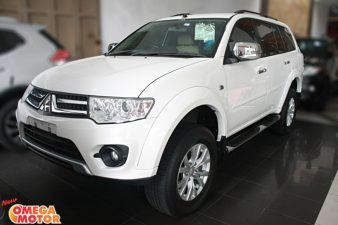 Omega Mobil MITS. PAJERO S. EXCEED 2.5 FACELIFT NEW MODEL AT (KM 44.984)