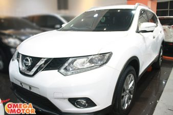 Omega Mobil N. ALL NEW X-TRAIL 2.5 AT (KM 34.740)