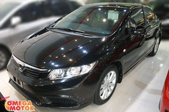 Omega Mobil H. ALL NEW CIVIC 1.8 AT (KM 24.199)