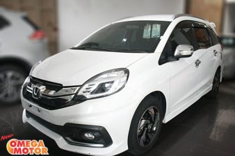 Omega Mobil H. MOBILIO 1.5 RS CVT  AT (KM 68.022)