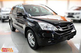 Omega Mobil H. ALL NEW CRV 2.4 AT (KM 58.312)