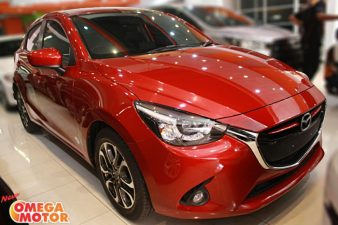 Omega Mobil MAZDA2 1.5 R HIGH SKYACTIVE AT (KM17.004)