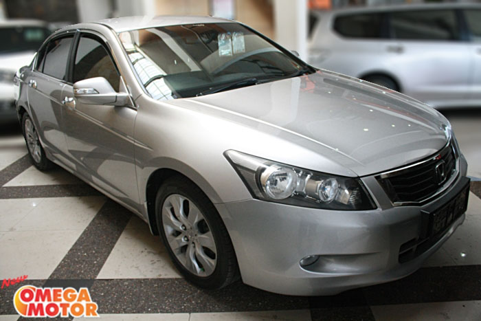 Omega Mobil H ALL NEW ACCORD 2.4 VTIL AT (KM 57.802)