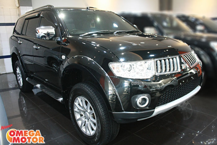 Omega Mobil MITS PAJERO S,EXCEED 2.5 AT (KM 77.324)