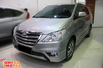 Omega Mobil T. KIJANG INNOVA 2.0 V LUXURY CAPTAIN SEAT AT (KM 39.935)