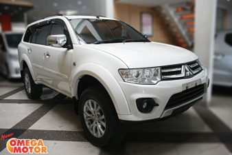 Omega Mobil MITS. PAJERO S. EXCEED 2.5 NEW MODEL AT (KM 32.108)