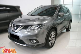 Omega Mobil N. ALL NEW X-TRAIL 2.5 AT (KM 20.445)