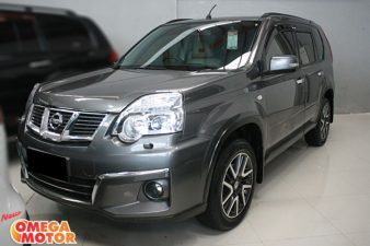 Omega Mobil N. ALL NEW X-TRAIL 2.5 URBAN SELECTION AT (KM 48.035)