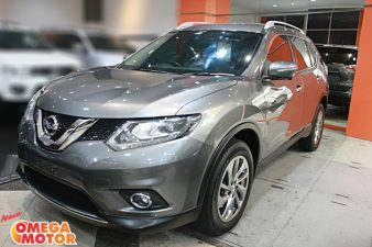 Omega Mobil N. ALL NEW X-TRAIL 2.5 AT (KM 21.179)