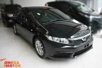 Omega Mobil H. ALL NEW CIVIC 1.8 AT (KM 55.374)