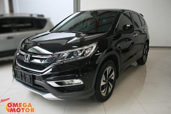 Omega Mobil H. ALL NEW CRV 2.4 PRESTIGE AT (KM 15.425)