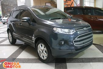 Omega Mobil FORD ECOSPORT 1.5 TREND AT (KM 16.172)