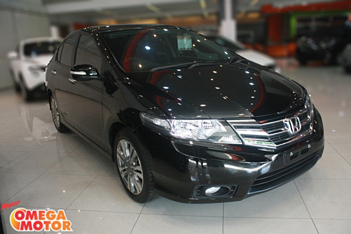 Omega Mobil H. ALL NEW CITY RS 1.5 AT (KM 32.000)