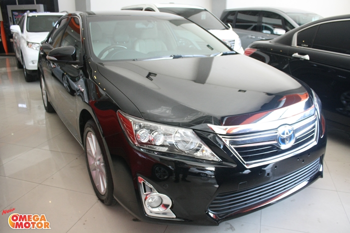 Omega Mobil T ALL NEW CAMRY 2.5L HYBRID AT KM-57.490