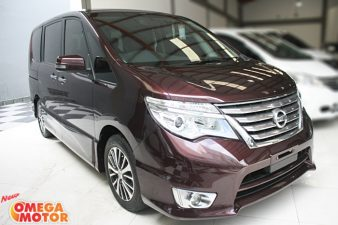 Omega Mobil N. SERENA HIGHWAY STAR 2.0 FACELIFT NEW MODEL AT (KM 26.838)