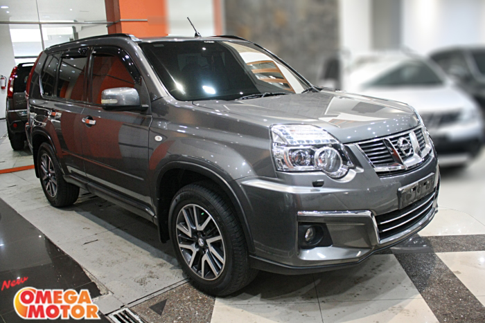 Omega Mobil N. ALL NEW X-TRAIL 2.5 URBAN SELECTION AT AT (KM 28.420)