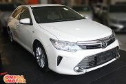 Omega Mobil T. ALL NEW CAMRY V 2.5 NEW MODEL AT (KM 26.000)