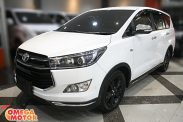 Omega Mobil T. ALL NEW KIJANG INNOVA VENTURER 2.0 JOK KULIT AT (KM 18.000)