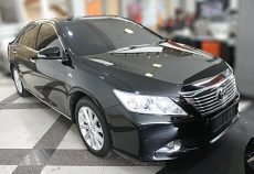 Omega Mobil T. ALL NEW CAMRY V 2.5 AT (KM 40.000)