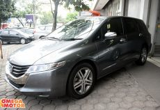 Omega Mobil H. NEW ODYSSEY 2.4 AT (KM 70.802)