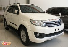 Omega Mobil T GRAND FORTUNER 2.7 G LUXURY TRD SPORTIVO