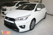 Omega Mobil T ALL NEW YARIS 1.5 TRD SPORTIVO AT