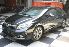Omega Mobil H ALL NEW CIVIC 2.0 JOK KULIT VELG  R17