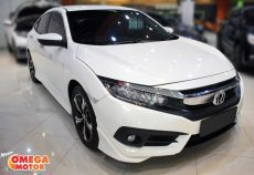 Omega Mobil H ALL NEW CIVIC TURBO PRESTIGE 1.5 AT