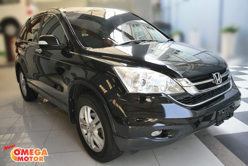 Omega Mobil H ALL NEW CRV 2.4 AT KM 69.384