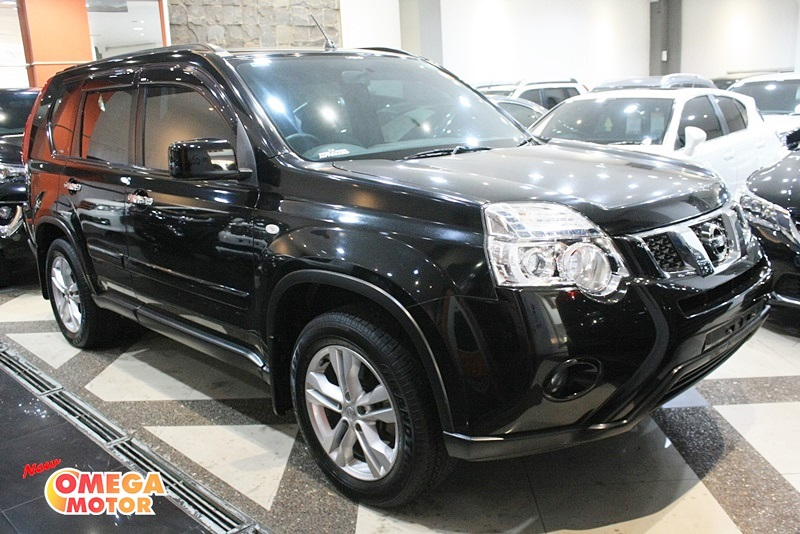 Omega Mobil N ALL NEW X-TRAIL 2.0 MT