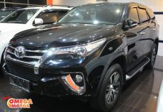 Omega Mobil T FORTUNER VRZ 2.4 AT KM 12.178