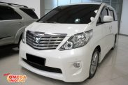 Omega Mobil T ALPHARD 2.4 S PREMIUM SOUND POWER BACKDOOR AT