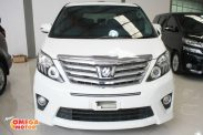 Omega Mobil T. ALPHARD SC AUDIOLESS 2.4 AT (KM 65.000)