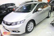 Omega Mobil H. ALL NEW CIVIC 1.8 AT (KM 26.892)