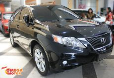 Omega Mobil LEXUS RX 270 JAPAN VERSION PANORAMIC AT (KM 66.400)