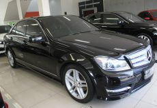 Omega Mobil MERCEDES BENZ C250 AMG FACELIFT AT (KM 40.946)