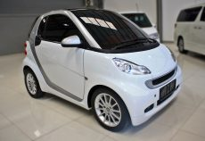 Omega Mobil SMART FORTWO PASION WHITE ON RED 1.0 PANORAMIC AT (KM. 26.564)