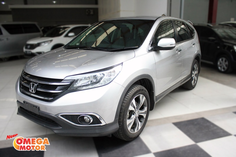 Omega Mobil H. ALL NEW CRV PRESTIGE 2.4 AT (KM 23.717)