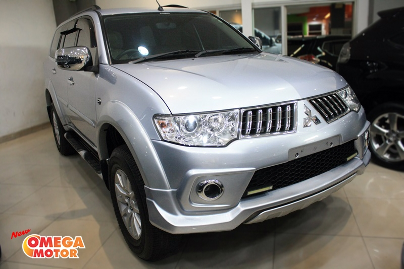 Omega Mobil MITS. PAJERO S. EXCEED 2.5 LIMITED SPOILER AT (KM 21.648)