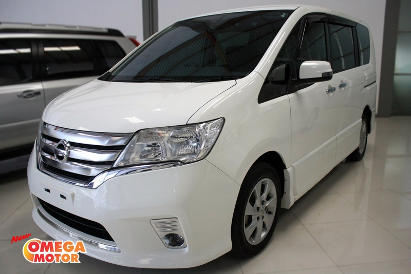 Omega Mobil N. ALL NEW SERENA HIGHWAY STAR 2.0 AT (KM 49.553)