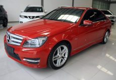 Omega Mobil MERCEDES BENZ C250 SPORT AMG FACELIFT AT (KM 16.893)