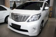 Omega Mobil T. ALPHARD 2.4 S PREMIUM SOUND POWER BACKDOOR AT