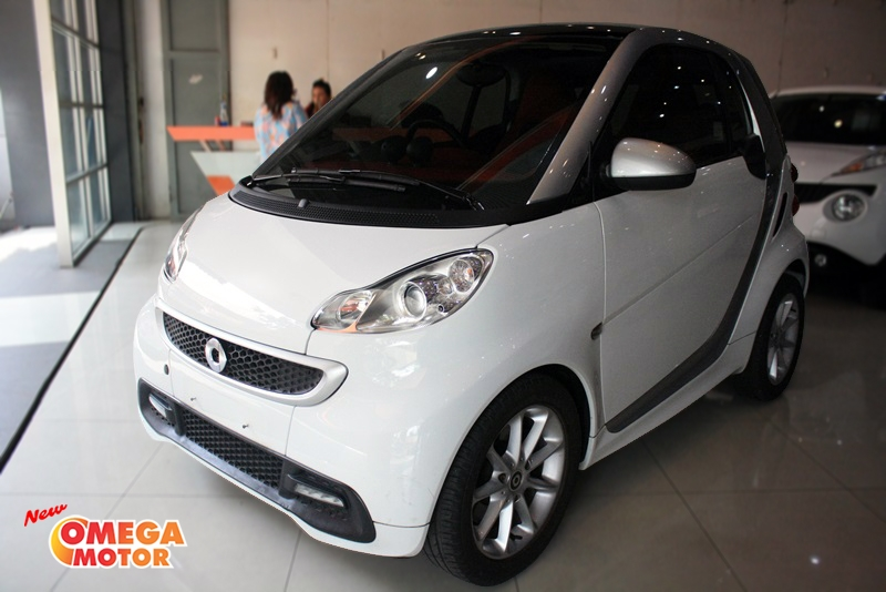 Omega Mobil SMART FORTWO PASSION 1.0 COUPLE AT (KM 26.082)